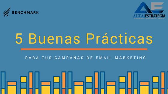 Buenas prácticas de email marketing