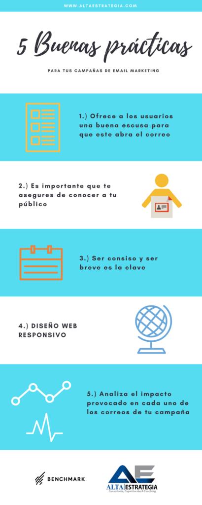5 buenas practicas de email marketing